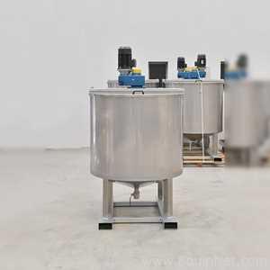 Reactor Acero inoxidable COPRINOX