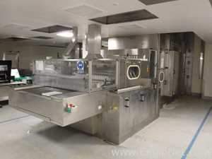IMA Libra Vial Washer and Depyrogenation Tunnel