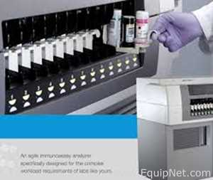 Abbott Laboratories Architect i1000SR Immunoassay Analyzer