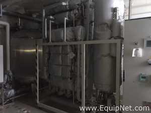 Sistema de Purificación y Destilación de Agua Stilmas SPA MS 206E