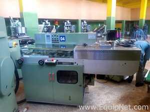 IMA C21 Tea Bagging Machines