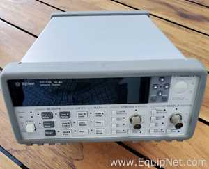 Contador Eletrônico Contador Electronico Agilent 53131A