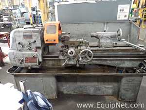 Clausing Colchester 15 x 50 Inch  Engine Lathe