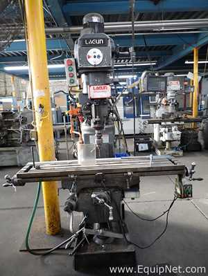 Lagun Republic FTV-2S Vertical Milling Machine