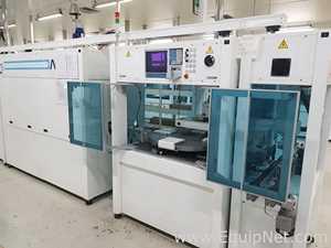 Línea de Impresora de Pantalla AMAT - Baccini Soft line
