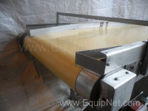 NNP Stainless Sided Belt Conveyor