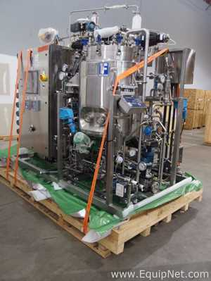 Unused Millipore - BioPharm Engineering TFF Skid UF-DF Skid 30-X-55601