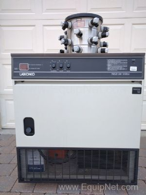 Liofilizadora Labconco Corporation FreeZone 12