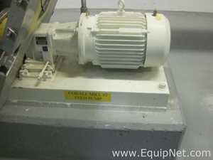 Waukesha 5040 Coball Mill Positive Displacement Feed Pump Number 2