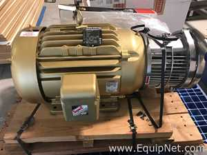 Centrifugal Pump with Baldor CEM4106T Electric Motor