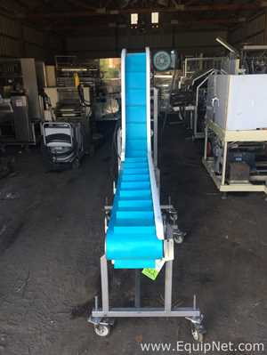 Cleated Incline Conveyor