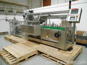 Romaco AS300 Horizontal Cartoner
