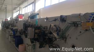 Jiangsu JWC Manufacturing Co.,lLtd HS8137C Tissue Paper And Sanitary Napkin Line