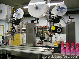 Pago Promo Cap Labeling Machine