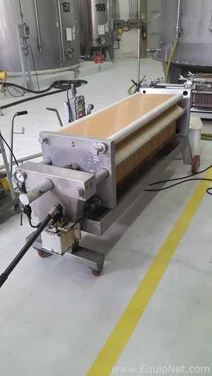 Velo FPC600 Filter Press