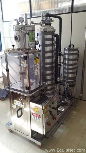Línea de Llenado de Bebidas Vinox Equipamentos para Bebidas Ltda