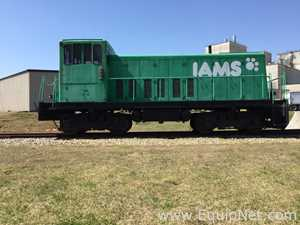 GE 335 Horsepower Diesel Locomotive