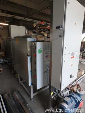 Unused Getinge GE6913AR1 Steam Sterilizer