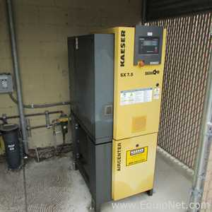 Kaeser Aircenter SX 7.5 Rotary Screw Compressor