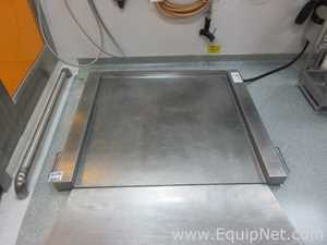 600 kg Platform Scale With Wall Mounted Controller