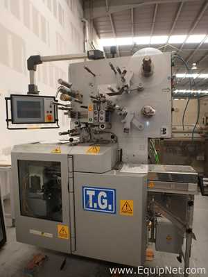 Theegarten Pactec U1D cw Cutting and Wrapping Machine