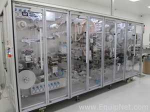 Harro Hoffliger PML 100 Transdermal Patch Pouching Machine
