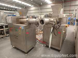 GABLER GmbH Co.KG KMA 80 And KMAE 107 Stainless Steel Twin Screw CoExtruder