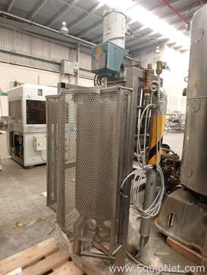 Stainless Steel Vertical Tank 50 L  with System of Agitation