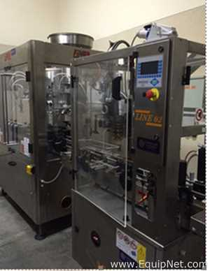 Criveller Complete Wine Filling Line With Filler Corker Gas Fill Capsule Application and Labeling