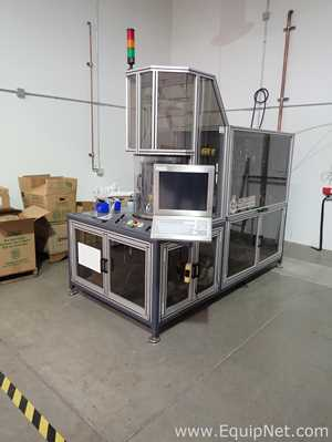Advanced Test and Automation ATA84 Custom Injector End-of-Line Test Stand