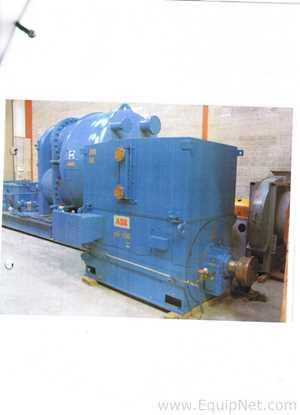 Compressor de Ar Ingersoll Rand Centac C310MX3-4C1