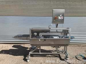 AFT Group Portable Sandwich Cutter With Product Conveyor