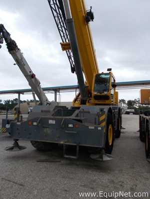 2014 Grove RT890E Rough Terrain 90 ton Crane