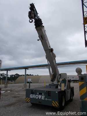 Mobile Baugeräte Grove YB5518