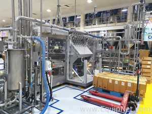 Oystar Tube Filling and Packaging Line