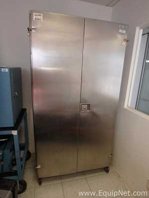 Lot of Stainless Steel Laboratory Furniture