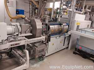押出ライン 及び プラスチック下流の設備 Krause Maffei ZE60x24D twin screw extruder
