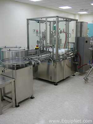 Marchesini Group ML646 Filling and Capping Machine