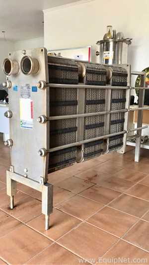 Alfa Laval M10M Heat Exchanger