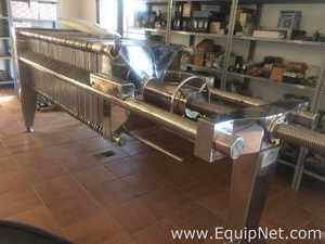 Custom Made 10012 Stainless Steel Press Filter