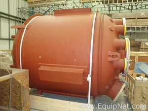 Unused John Brown Engineering 10 Cubic Meters capacity Re glassed Reactor