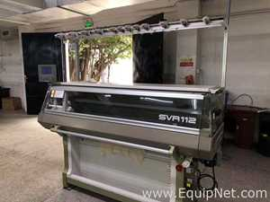 Shima Seiki SVR 112 Flat Knitting Machine