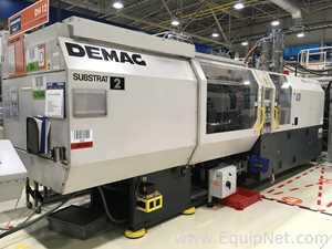 Demag Ergotech 2500-840 Injection Molding Machine