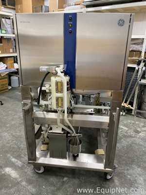 GE Healthcare AKTA process Cabinet 30 Chromatography Skid