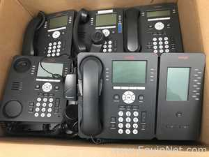 Lot of Office Phones and Phone Equipment