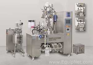 Ekato Unimix SRT-50 Vacuum Rated Mixer - Homogenizer