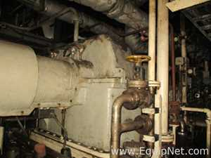 PE FRAME 12 Steam Turbine Generator