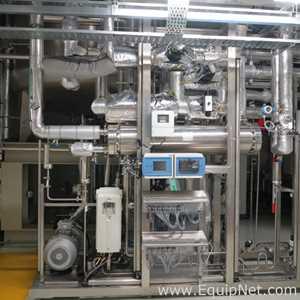 Sistema de Purificação e Destilação de Água Stilmas SPA . Sem Uso