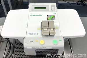 lote de  2 Seladora Térmicas Terumo BCT TSCD-II