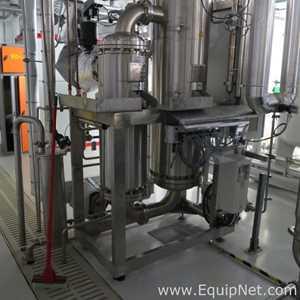 Sistema de Purificação e Destilação de Água Stilmas SPA PSG 500 DTS. Sem Uso